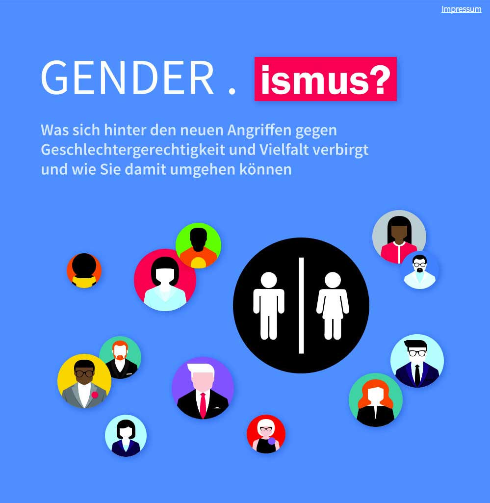 Titelbild Gender.ismus