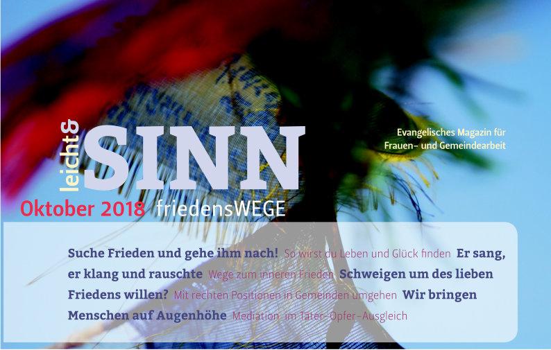 leicht & sinn – Evangelisches Magazin für Frauen- und Gemeindearbeit